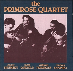 the Primrose Quartet